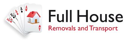 FULL HOUSE REMOVALS Logo